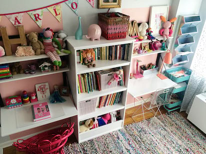 7 Practical Solutions To Organizing Your Kids Shared Room